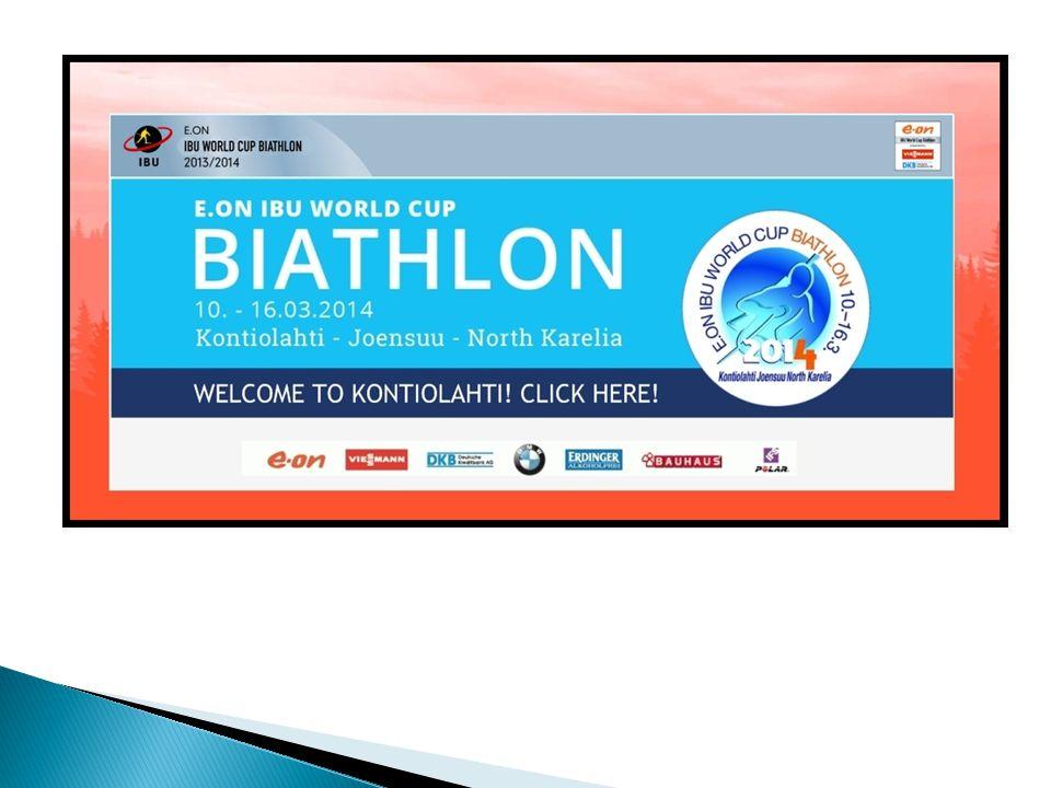IBU World Championships Biathlon 2015 will take place in Kontiolahti in March 3-15, 2015.