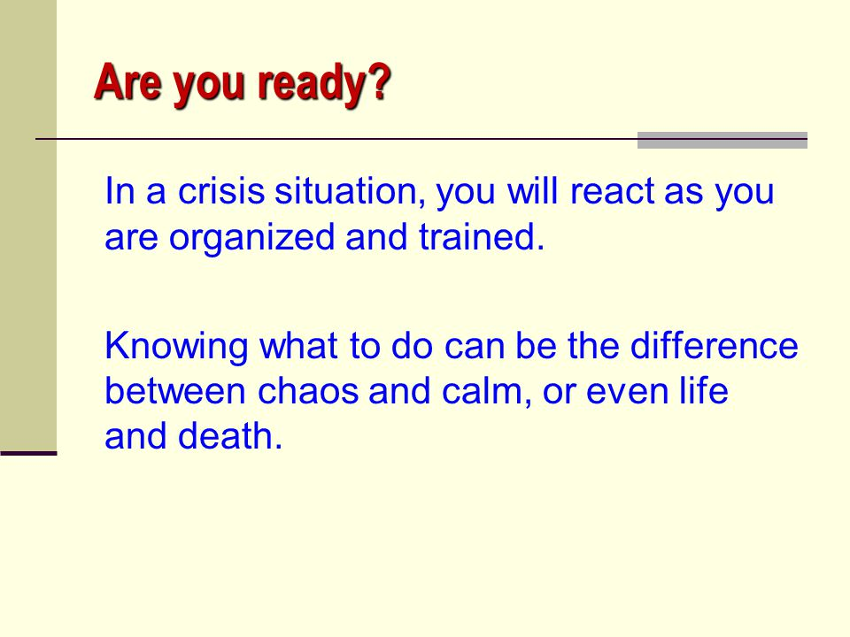 10 Steps to Proactive Crisis Planning 5.