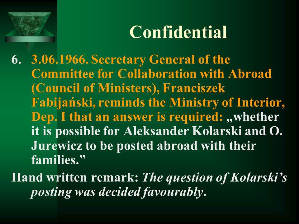 Confidential 6.3.06.1966.