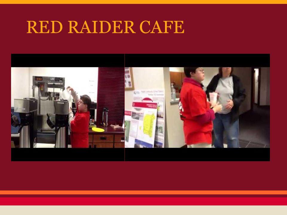 RED RAIDER CAFE
