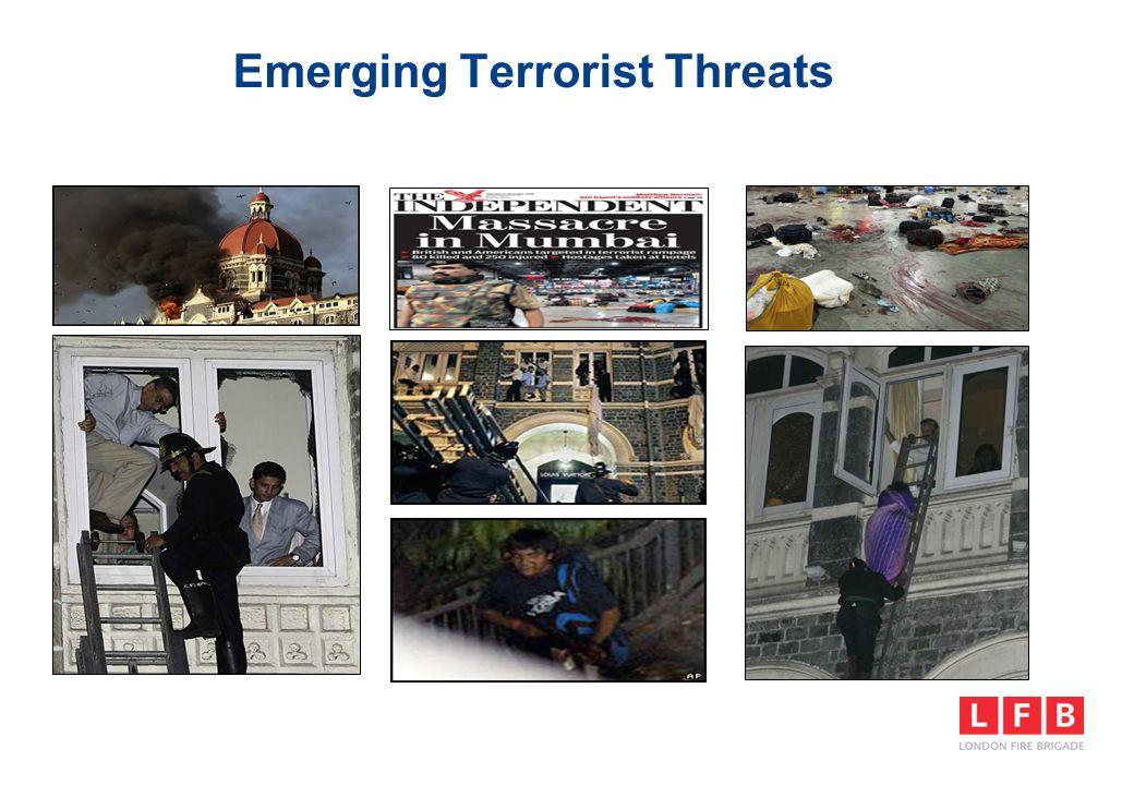 Emerging Terrorist Threats