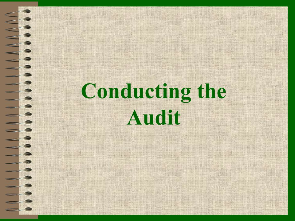 EMS Audit Specific audit procedures, checklists, forms EMS audit notes and working documents EMS audit reports Management Review Meeting agendas and attendance Meeting minutes and action items Evidence of follow-up actions, reports, etc.