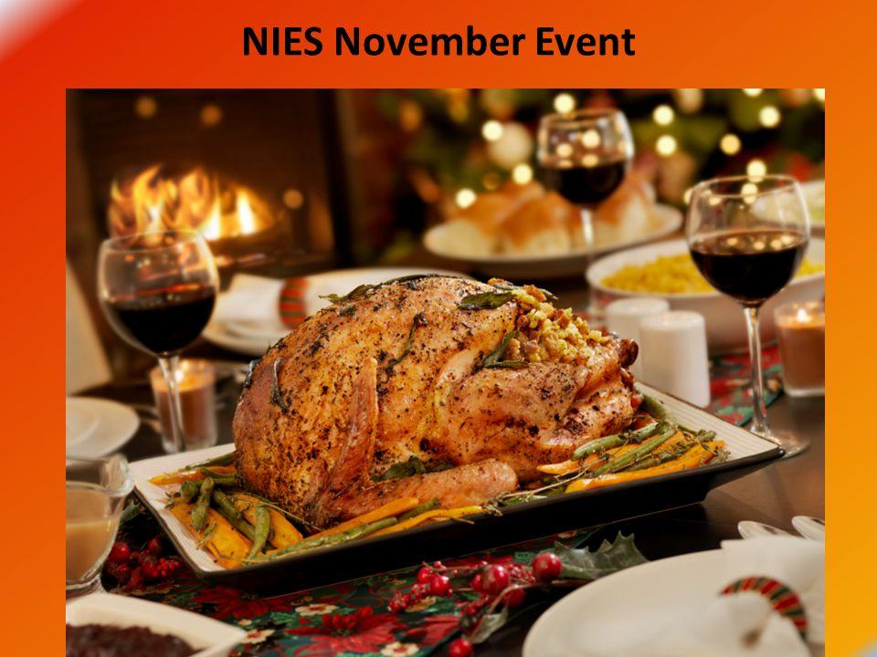 NIES November Event