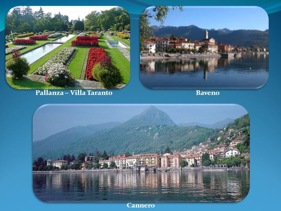 FOTO Pallanza – Villa Taranto Baveno Cannero