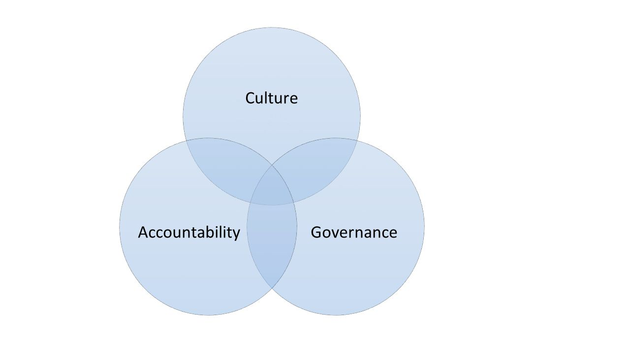 Culture GovernanceAccountability