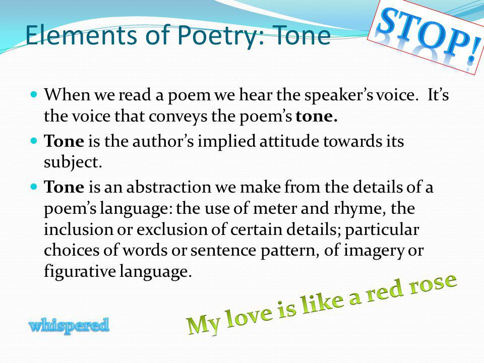 Elements of Poetry: Rhyme, Alliteration, Assonance & Consonance Alliteration is the repetition of consonant sounds, especially at the beginning of words.