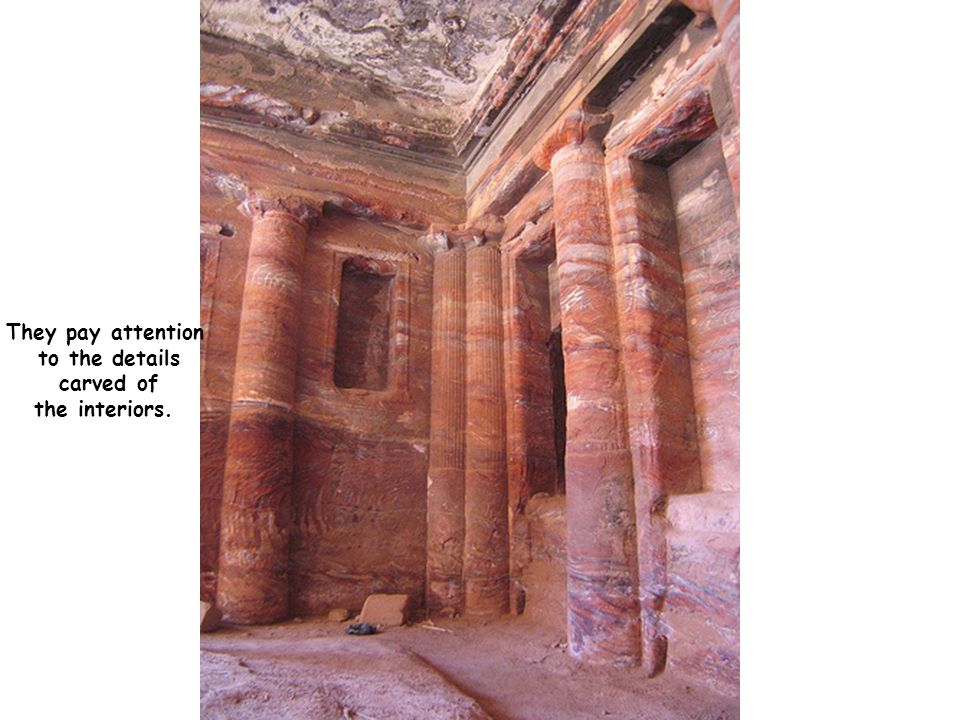 Petra was utilized for the final scene of the movies Indiana Jones and The Last Crusade
