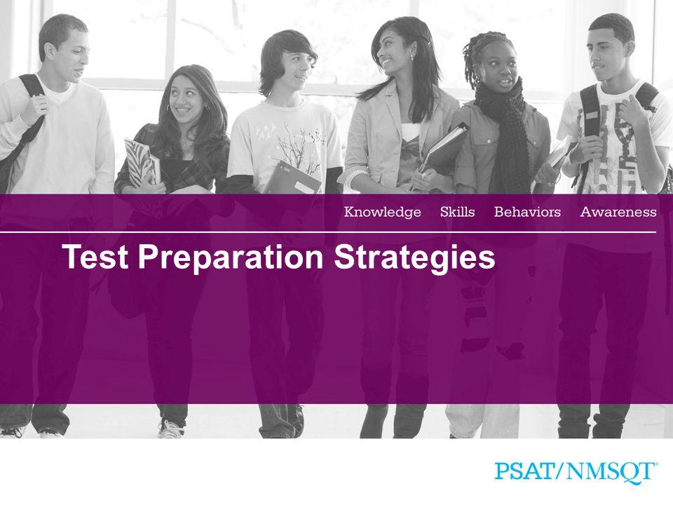 22 Test Preparation Strategies
