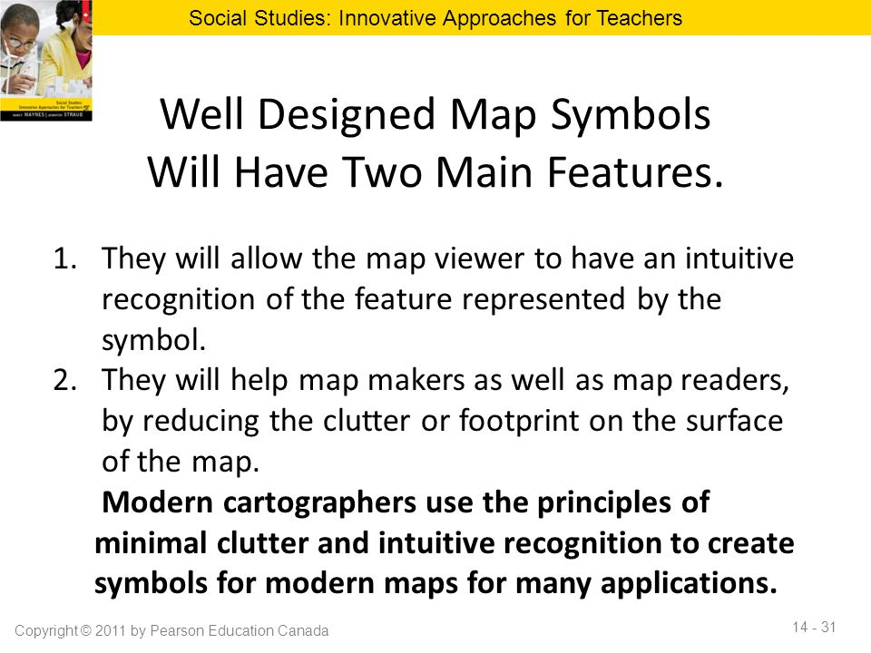 Well Designed Map Symbols Will Have Two Main Features.