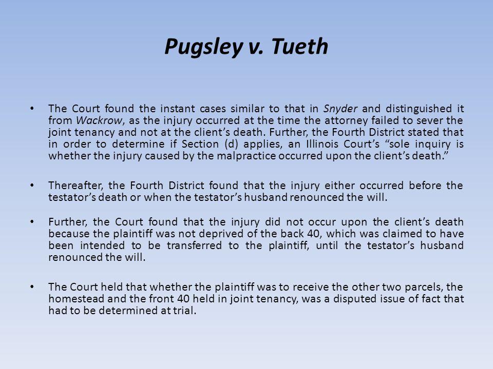 Pugsley v.