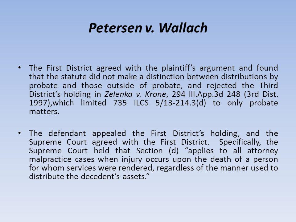 Petersen v.