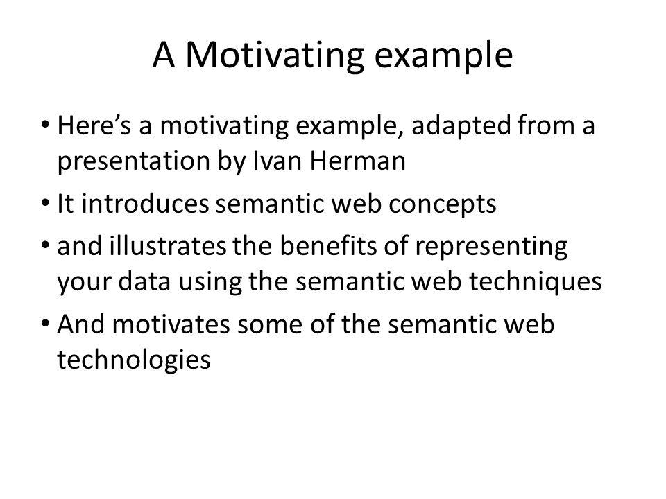 So where is the Semantic Web.