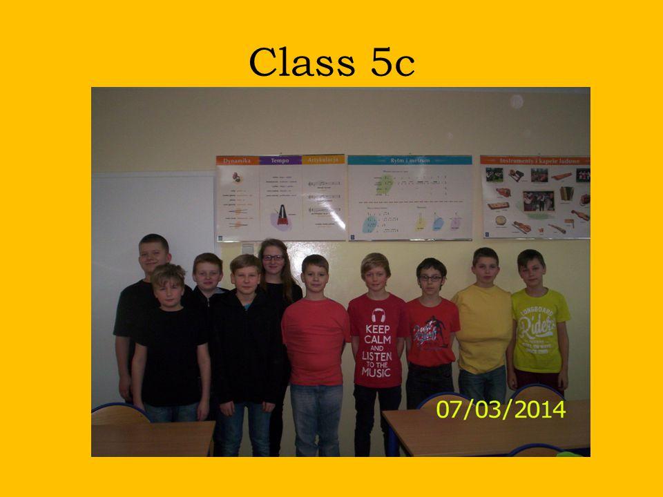 Class 5c