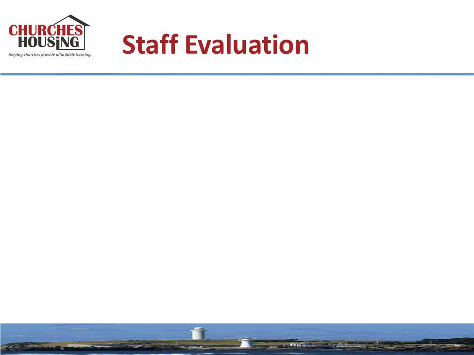 Staff Evaluation