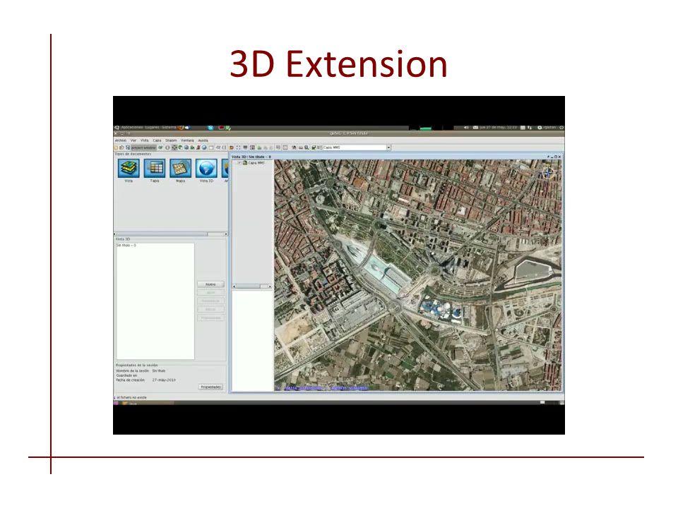 3D Extension
