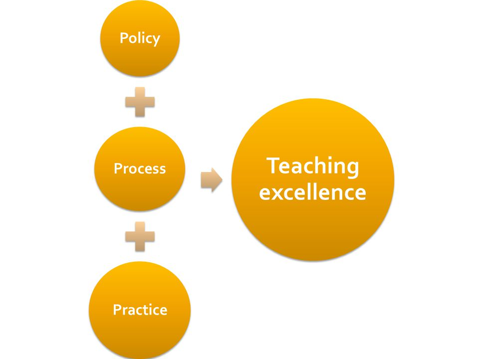 Policy Process Practice Teaching excellence