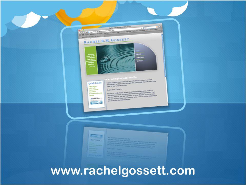 www.rachelgossett.com