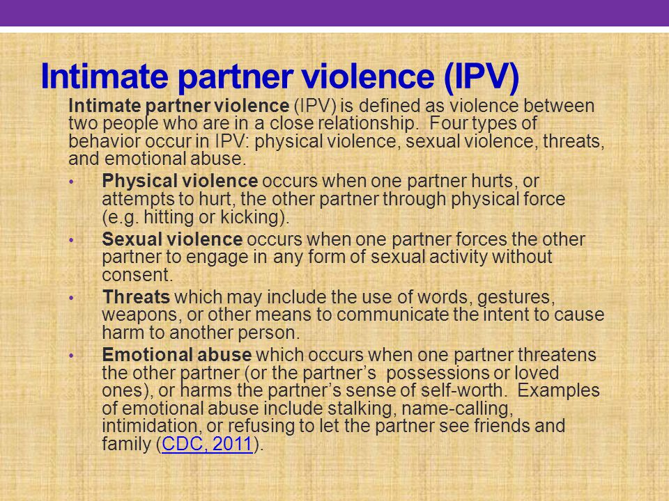 Consequences of domestic violence Sexual and domestic violence affects many aspects of the victim's overall heath (physically, emotionally, and psychologically).