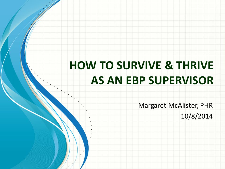 SUPERVISION OF EBP THERAPISTS QA and QI According to the The Process of Supervision in Functional Family Therapy (Alexander, Armey, Hollimon, Mason, Neeb, Robbins), quality assurance is a monitoring and tracking based task.