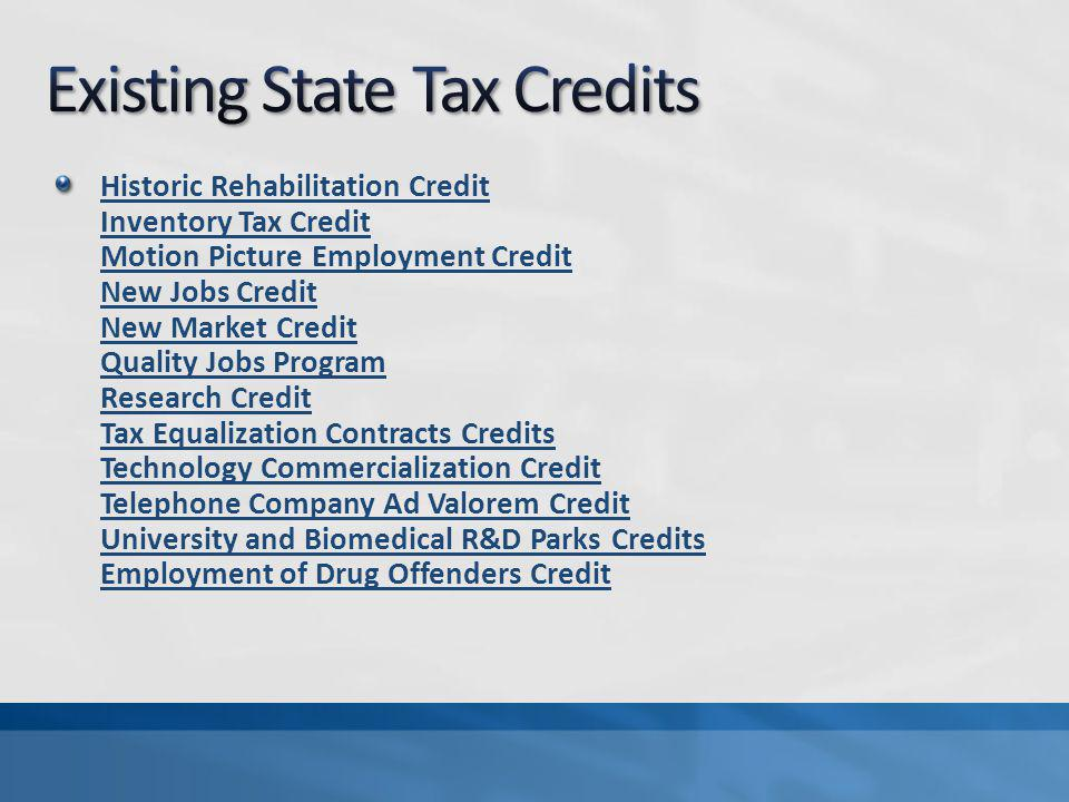 Star Rating Increase to Existing Tax Credit 200% 150% 100% 50% 1 Star (or not participating) No change