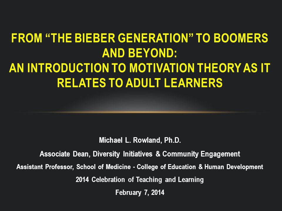 Michael L.Rowland, Ph.D.