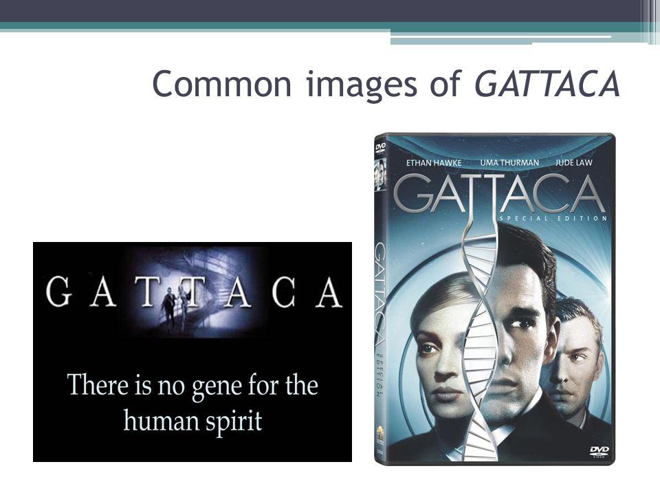 Common images of GATTACA