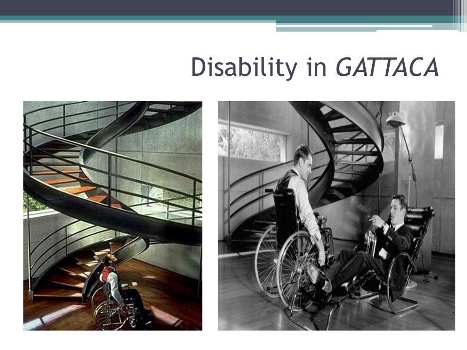 Disability in GATTACA