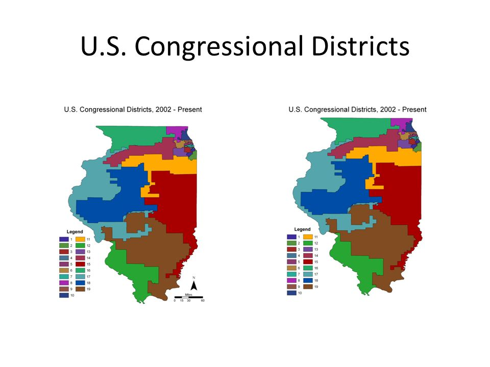 U.S. Congressional Districts