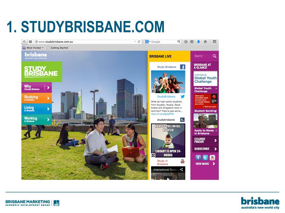 1. STUDYBRISBANE.COM