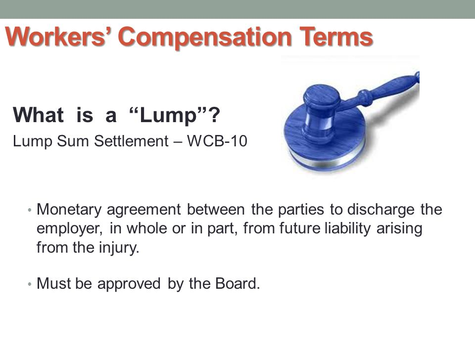 How Does the Workers' Comp System Work in Maine?
