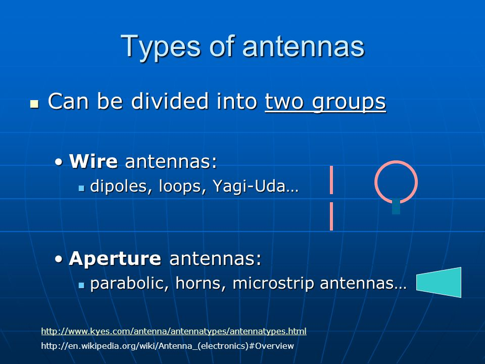 Antenna Bandwidth The bandwidth of an antenna is the range of frequencies over which it is effective, usually centered around the operating or resonant frequency.