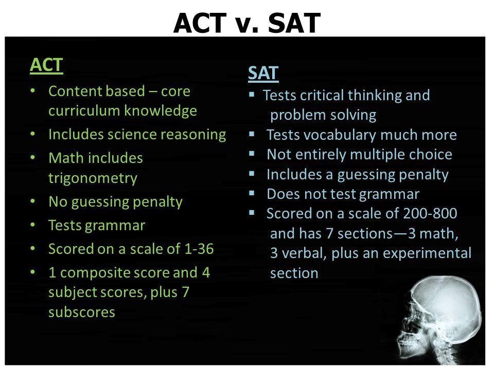 ACT v.