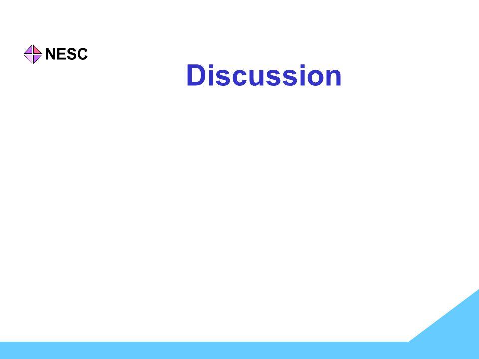 NESC Discussion