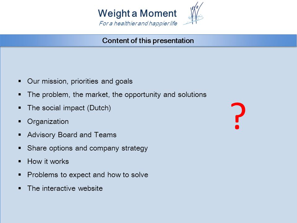Weight a Moment For a healthier and happier life The 4 angle strategy Psychology Diets Sleep Sports