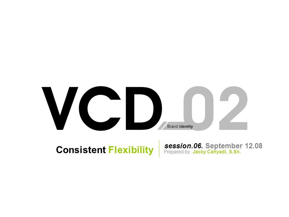 Consistent Flexibility Visual Communication Design 02.session.07