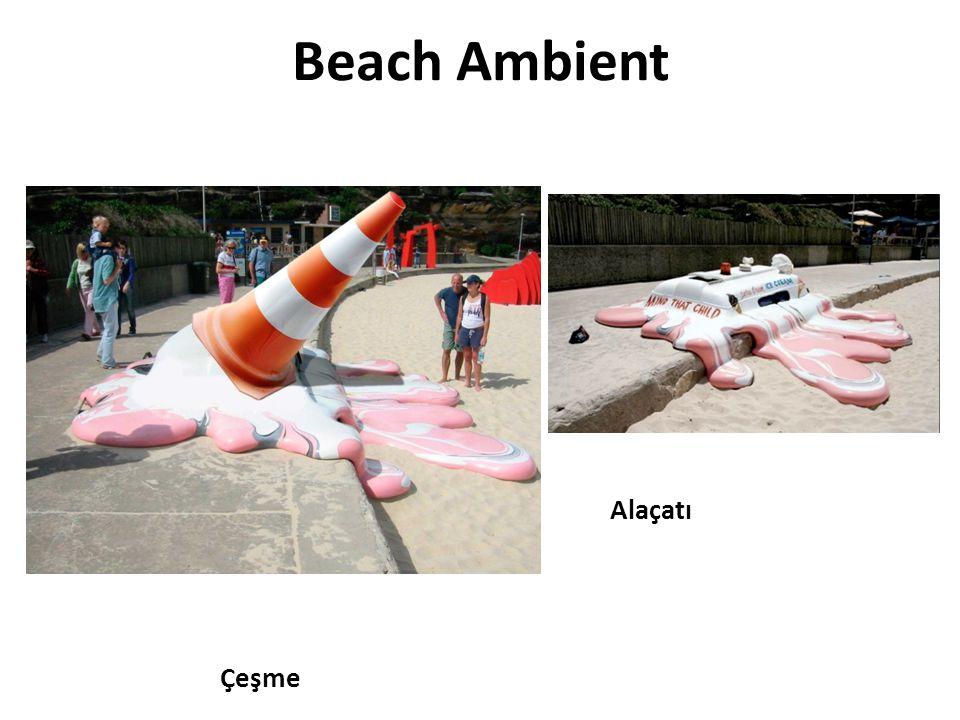 Beach Ambient Alaçatı Çeşme
