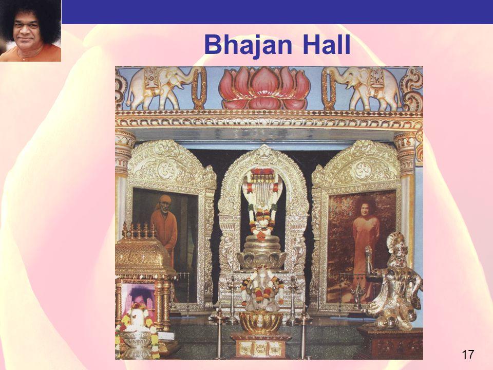 Bhajan Hall 16