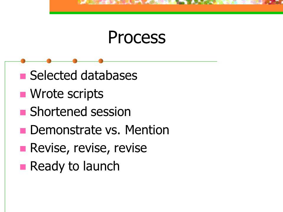 Database Types Full text Image Citation Union Catalogs Linking Software