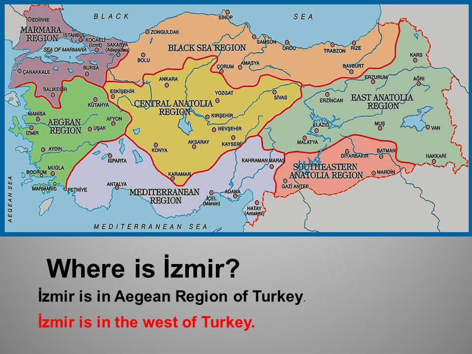 Where is Antalya Antalya is in Mediterranean Region of Turkey. Antalya is in the south of Turkey.