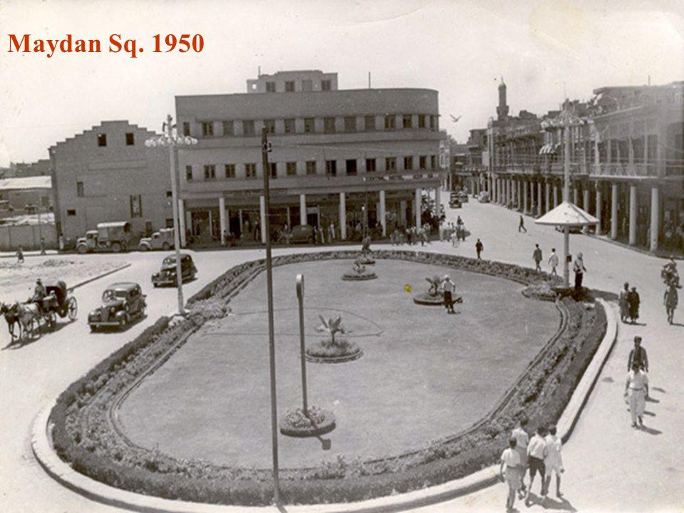Maydan Sq. 1903