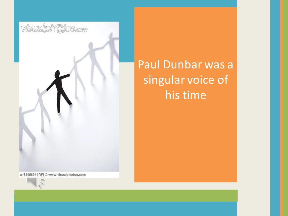 Dunbar could use two Englishes to communicate and chose his language depending on audience, purpose, characters and style of poem