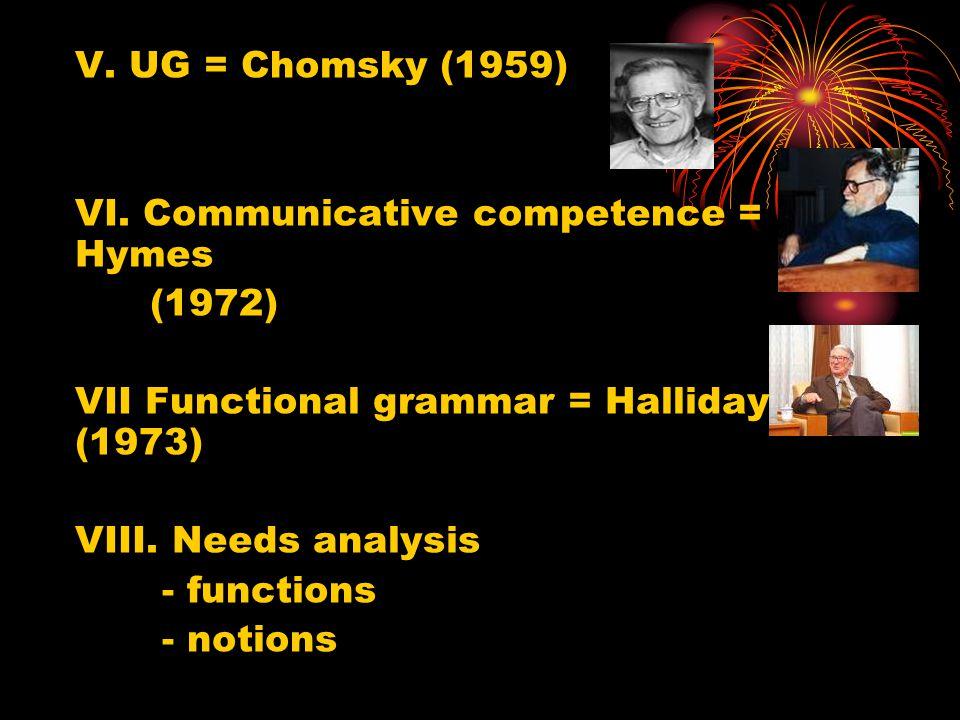 3.20 th c. I. Grammar-translation method - Description - problems II.