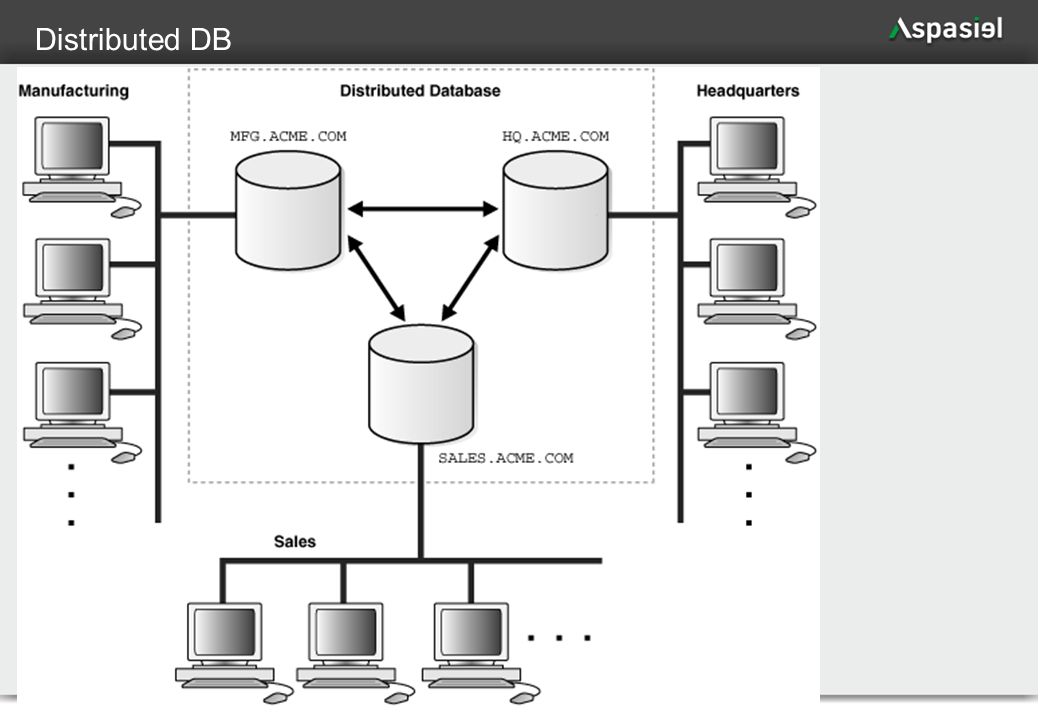 85 Distributed DB