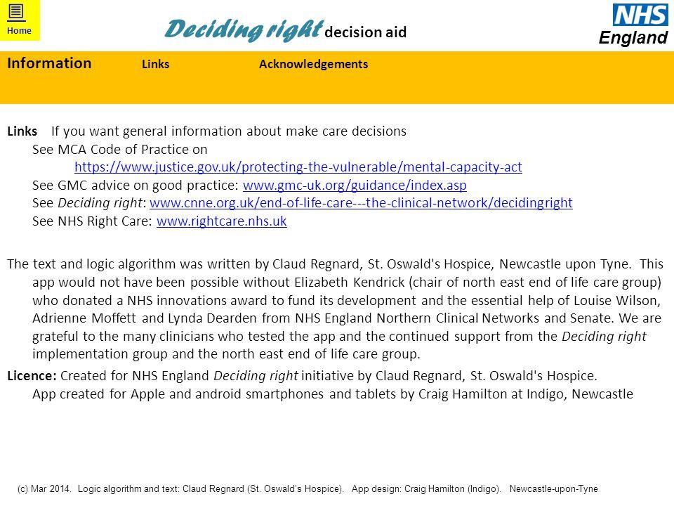 England   Home (c) Mar 2014. Logic algorithm and text: Claud Regnard (St.