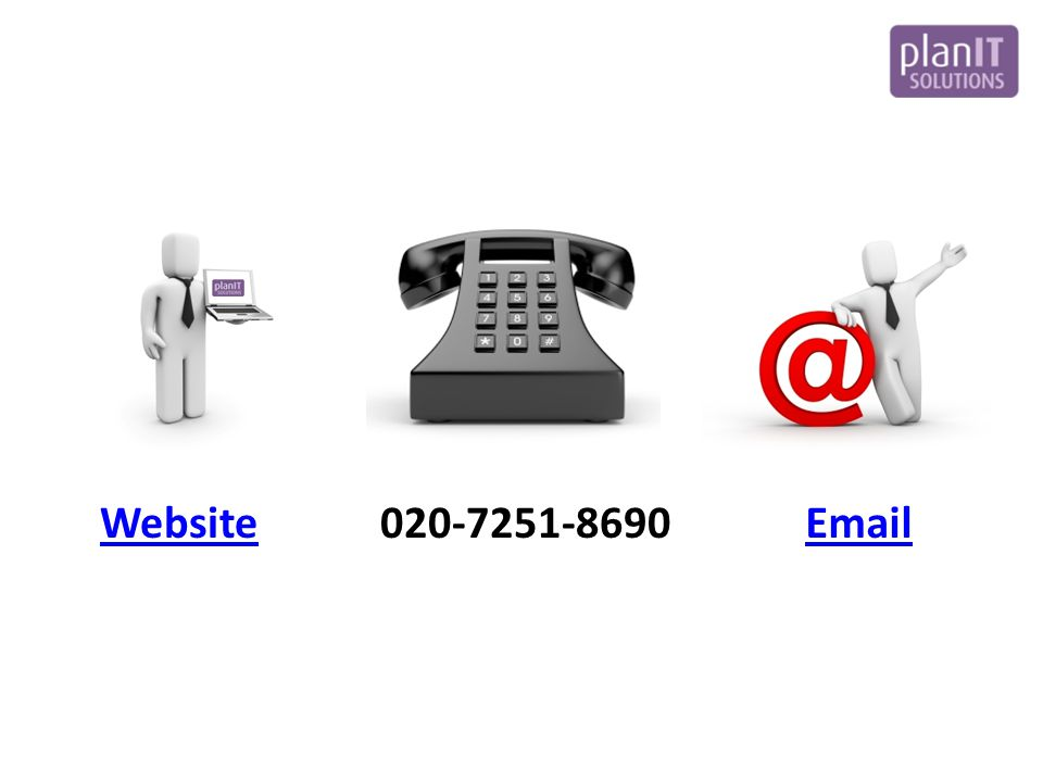 Website Email020-7251-8690