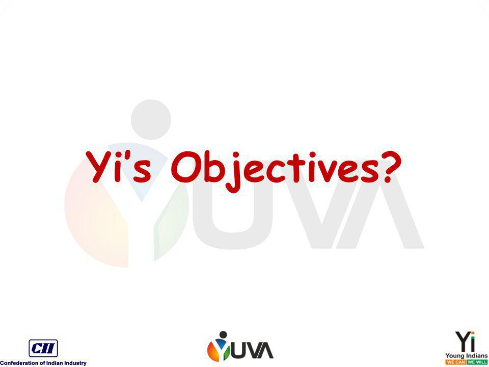 Yi's Objectives?