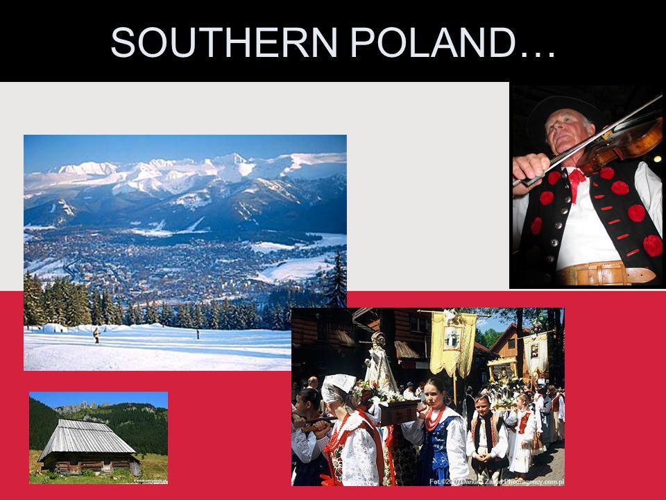 SOUTHERN POLAND…