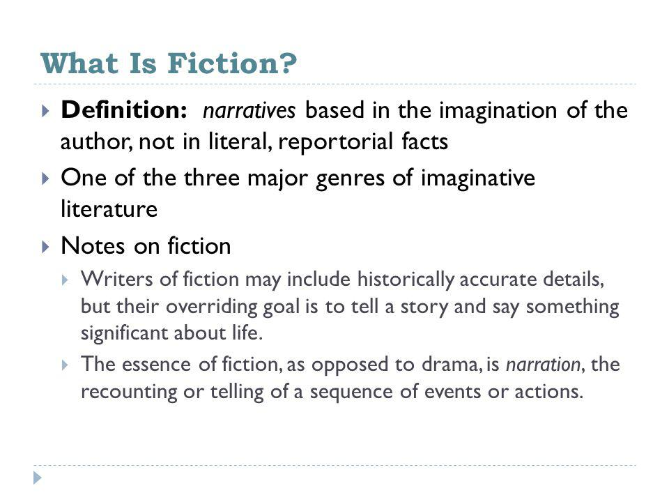 How to Write a Personal Narrative - Definition