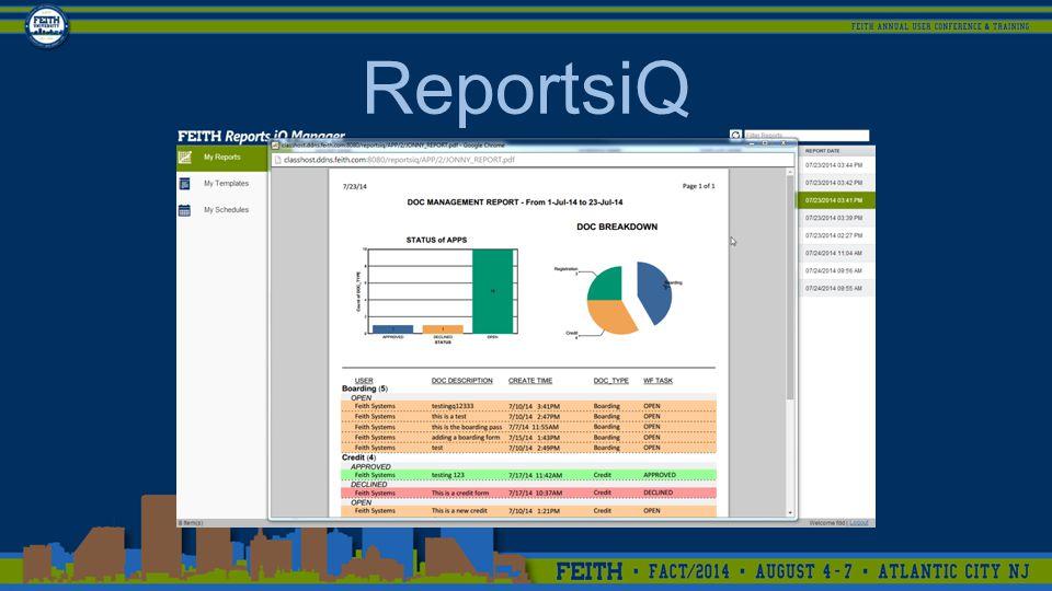 ReportsiQ