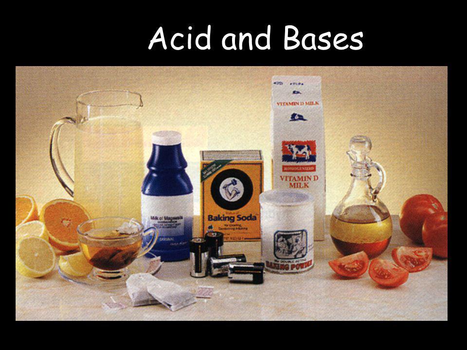 Acid and Bases